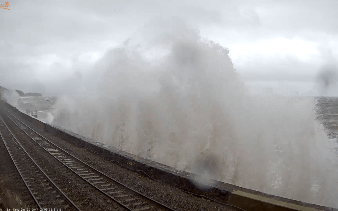 Has faith in the Sea Wall gone out with the tide? Simon Rants!