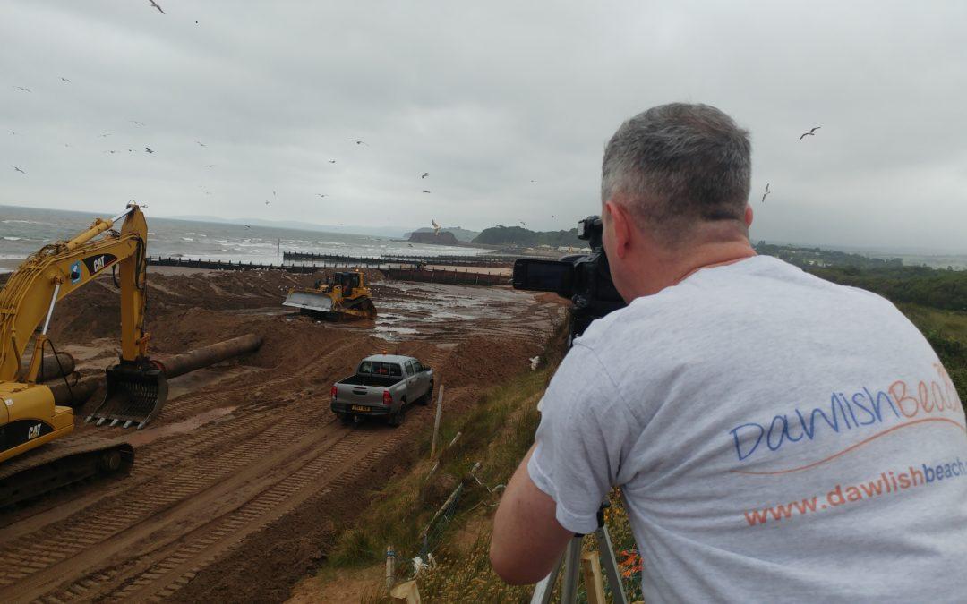 Dawlish Warren Beach Management Scheme