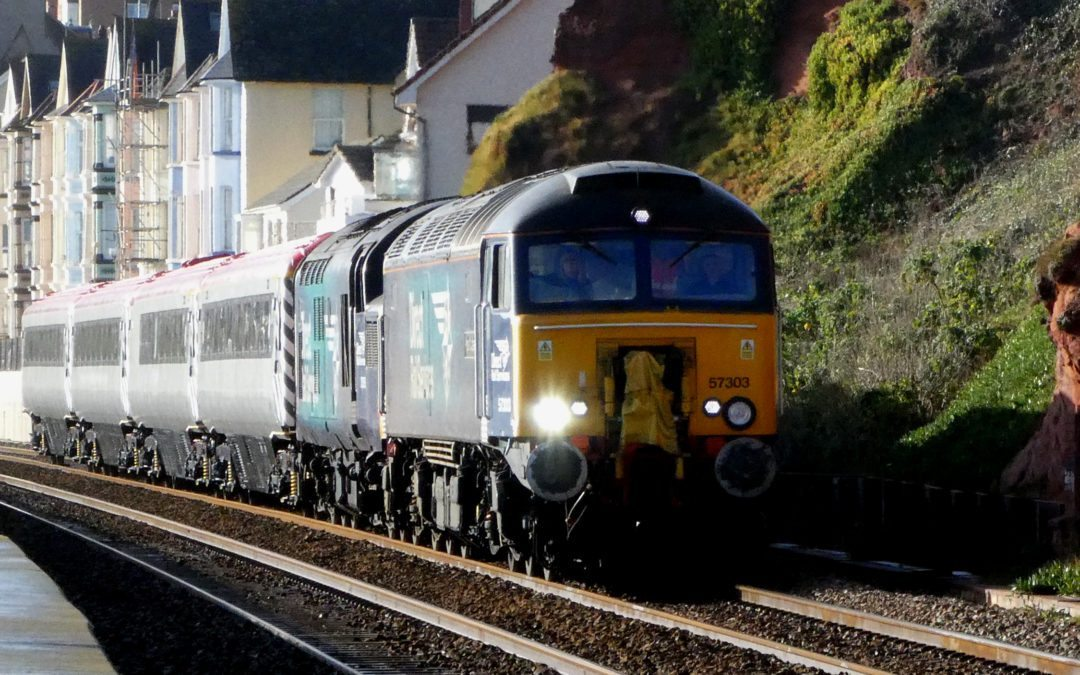 Live Train Tracker
