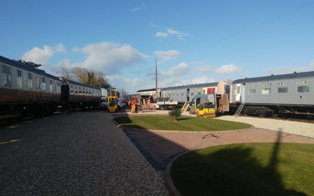 Brunel Holiday Park February Update Video