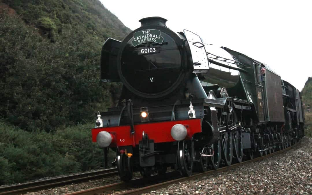 Flying Scotsman Thursday Highlights VIDEO