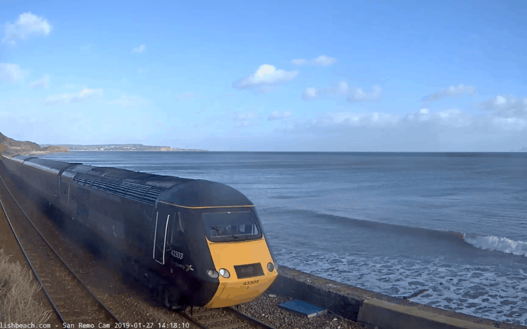 Dawlish weather and tides for 14/02/2019