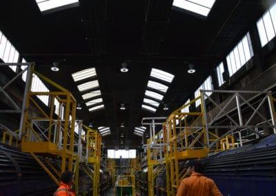 HST at Laira Depot