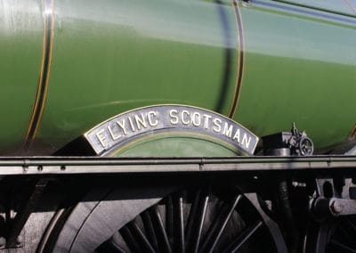 Flying Scotsman at Laira