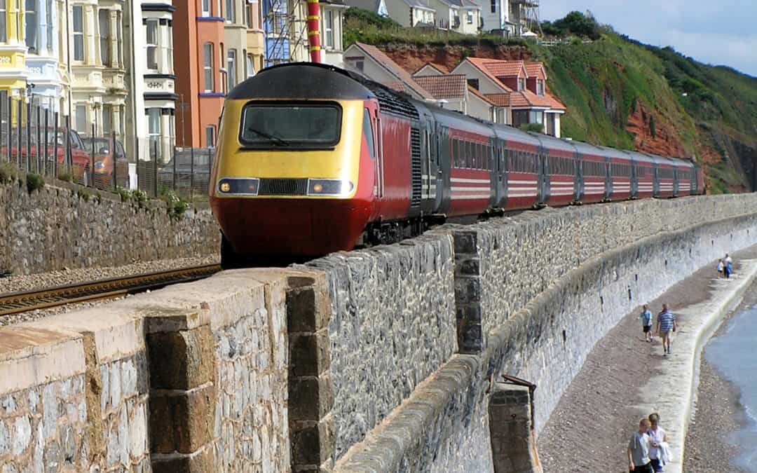 Dawlish weather and tides for the weekend