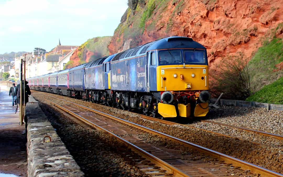 Rail Operations Group Off Lease Stock Movement.