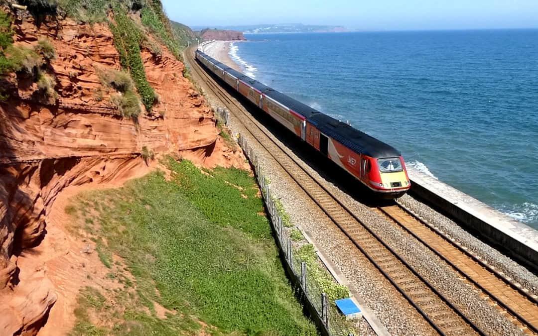 Strangers on the Shore – LNER HST's in Devon.