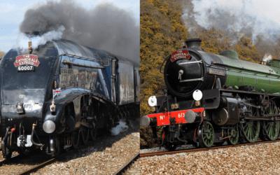 Railway Happenings!