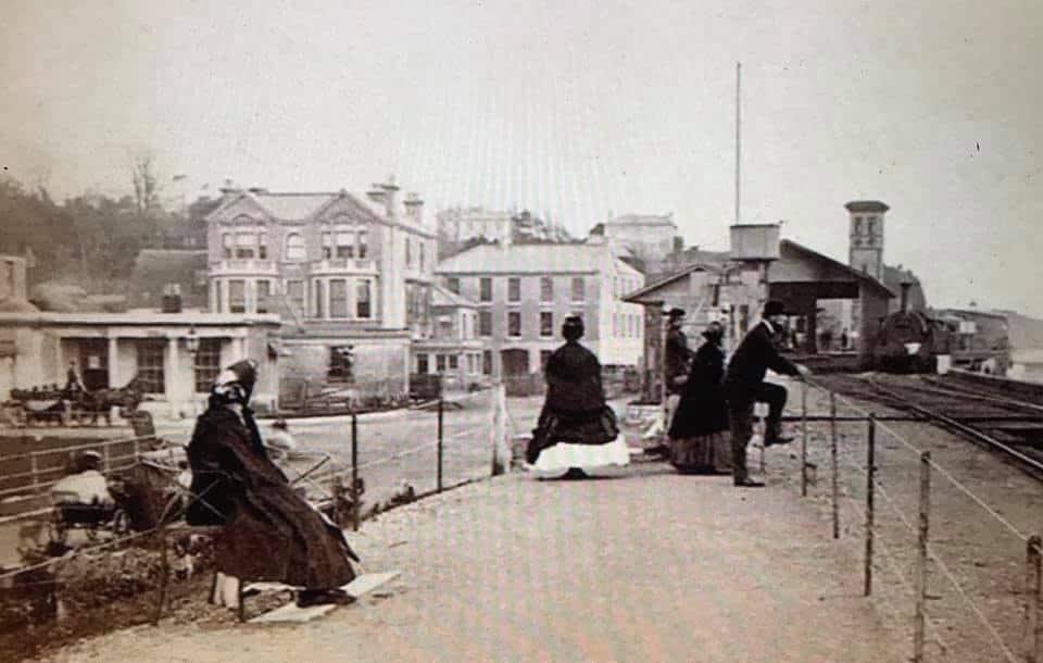 Dawlish 1850's