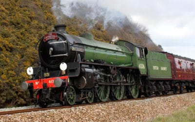 More information on the Provisional Dates for 2020 Special trains through Dawlish & Teignmouth