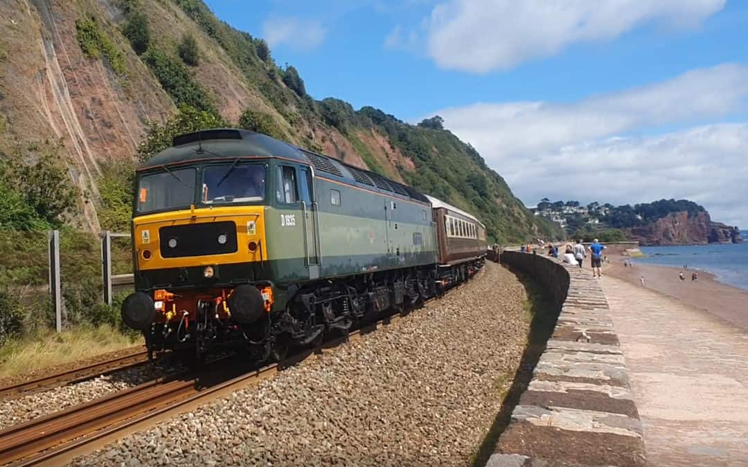 English Riviera Statesman Rail Tour