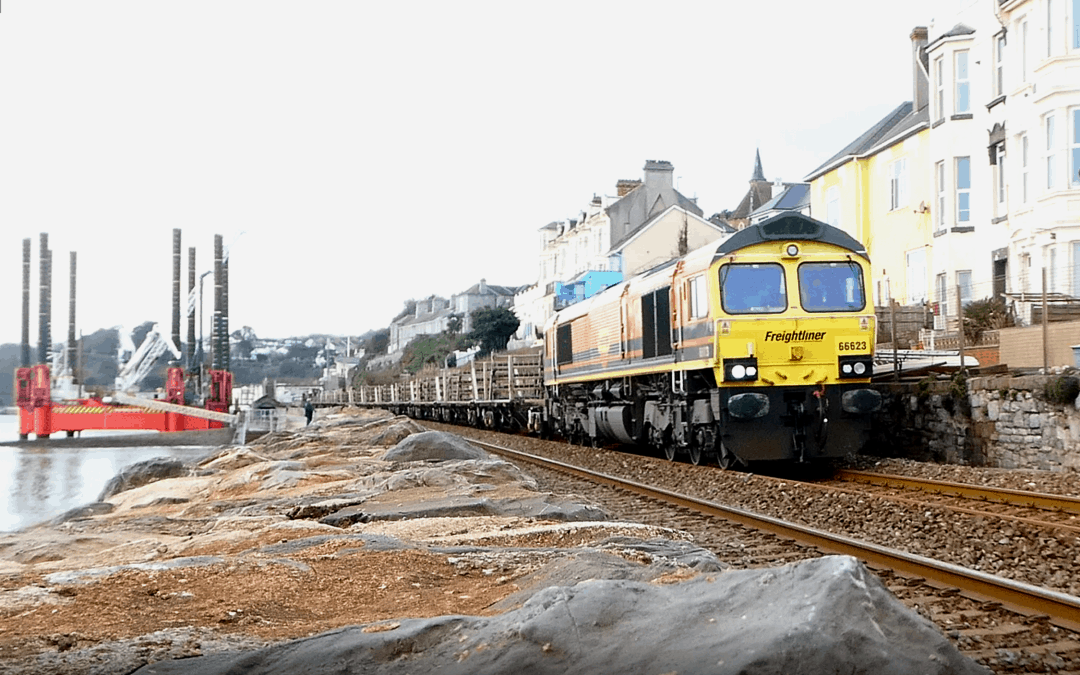 Dawlish Rail News week ending Jan 17th 2021