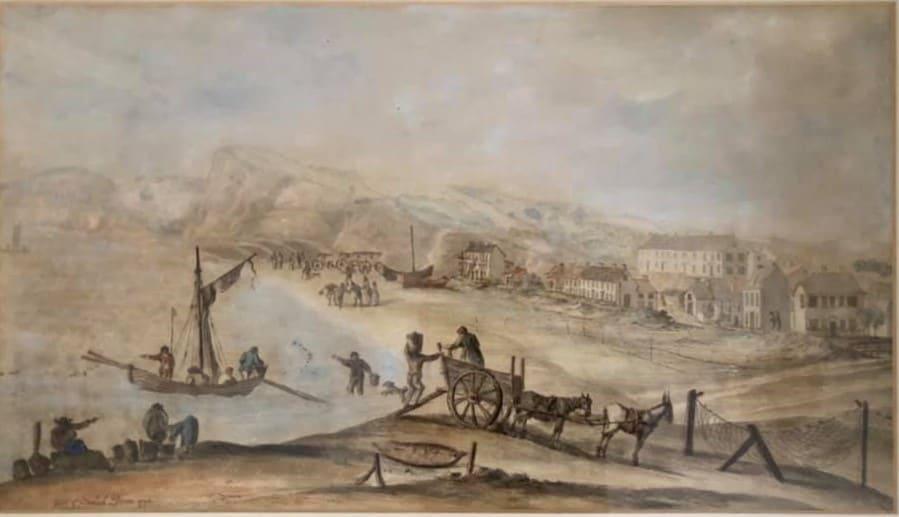 The birth of Dawlish as a seaside resort