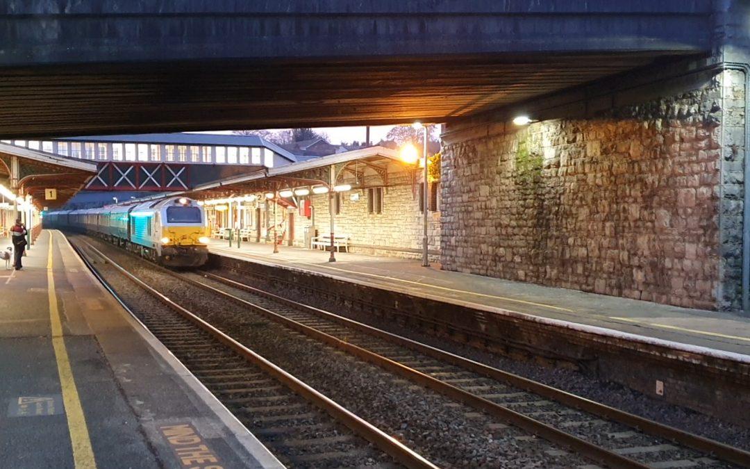 Sea Wall Rail News  22nd April 2021