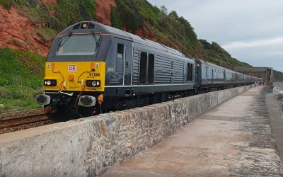 The Royal Train June 11th 2021