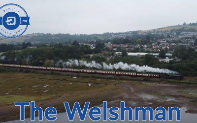 The Welshman through Dawlish